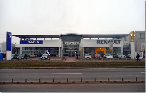 Dacia-Renault