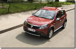 Stepway red