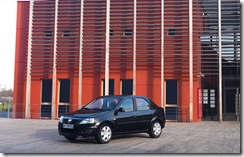 Dacia Logan Black Line