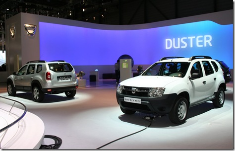 Duster launch