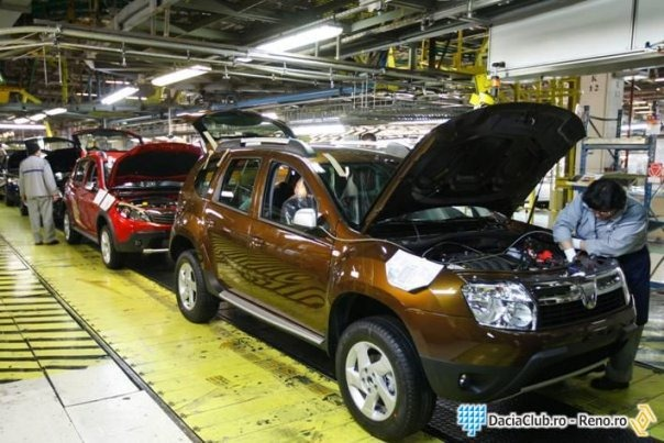 Dacia Duster Becomes Renault Duster In South America Dacia News