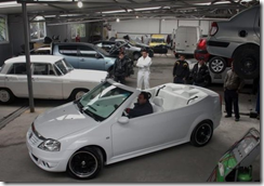 Logan convertible tuning