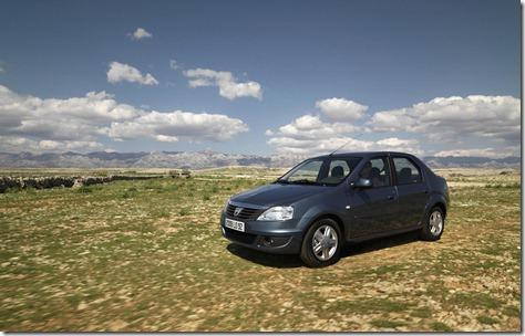 Dacia Euro 5
