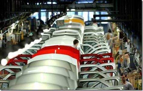 Dacia Mioveni factory