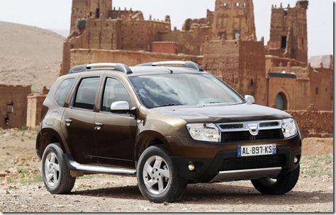Dacia Morocco
