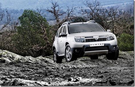 Dacia sales online