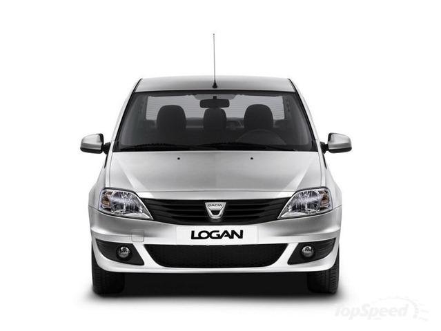Dacia Logan Duster. Therefore, the future Logan