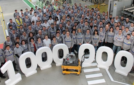 Dacia-gearboxes-production