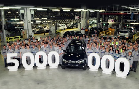 Dacia-Duster-5-million