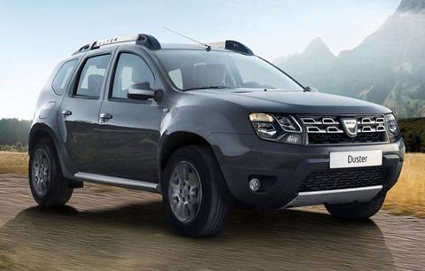 Dacia-Duster-Israel