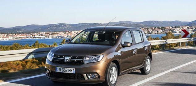 Dacia sales 2017