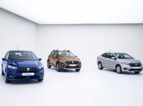 Dacia range 2020