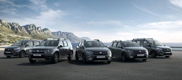 Dacia Explorer limited edition